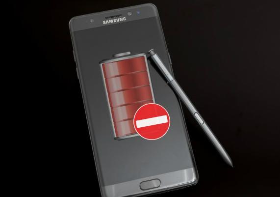Τα Note 7 σταματάνε να φορτίζουν με απόφαση της Samsung