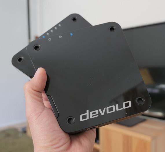 Devolo GigaGate Techblog