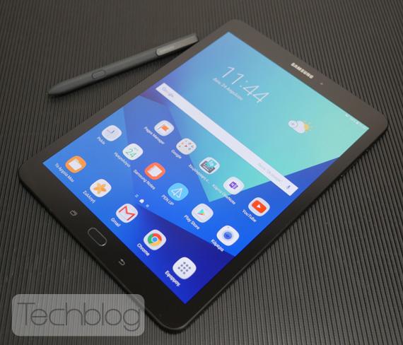 Samsung Galaxy Tab S3 hands-on TechblogTV