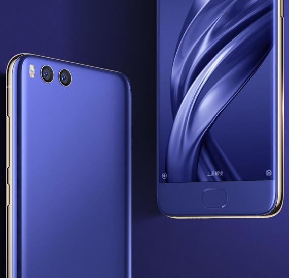 Xiaomi Mi 6 revealed dual camera