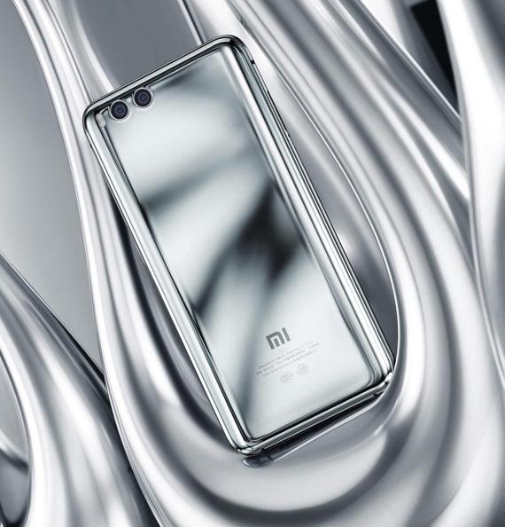 Xiaomi Mi 6 revealed