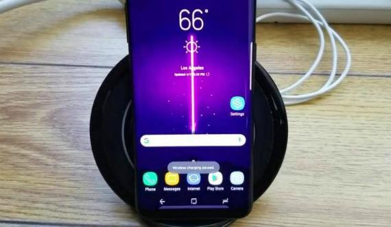 galaxy s8 wireless charging