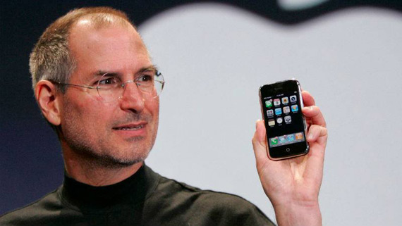 original iphone 2g 2007 Steve-Jobs