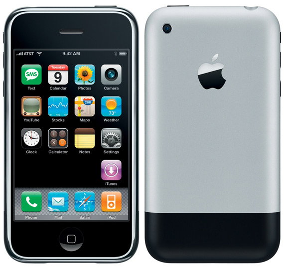 original iphone 2g 2007