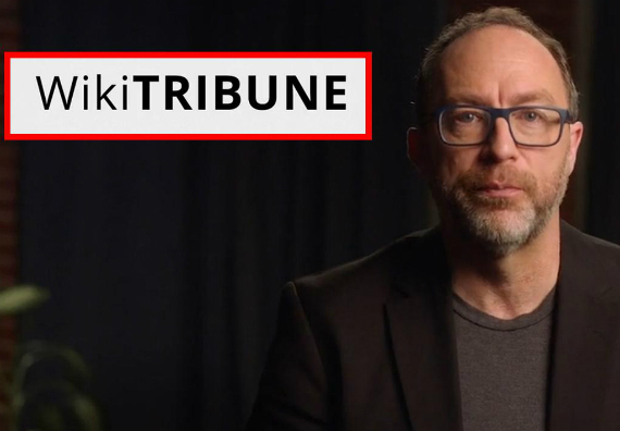 wikitribune Jimmy Wales