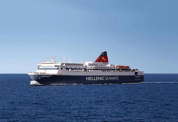 Nissos Samos Santorini