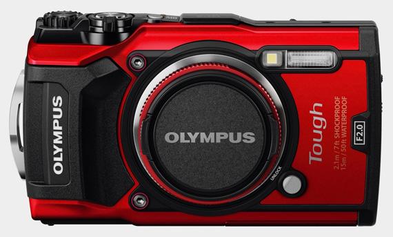 Olympus TG-5 rugged camera