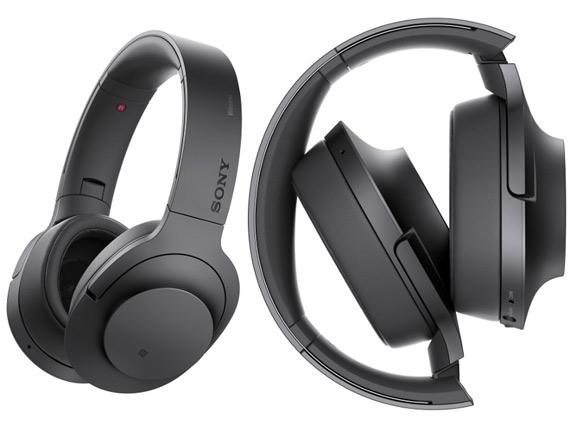Sony MDR-100ABN h.ear NC