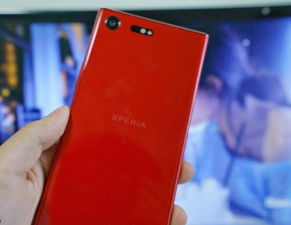 Sony Xperia XZ Premium Red