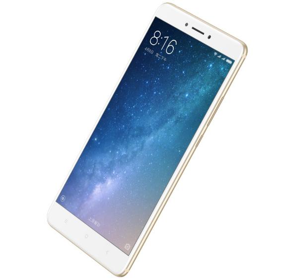 Xiaomi Mi Max 2 official