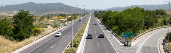 CISCO αυτοκινητόδρομος Αιγαίου