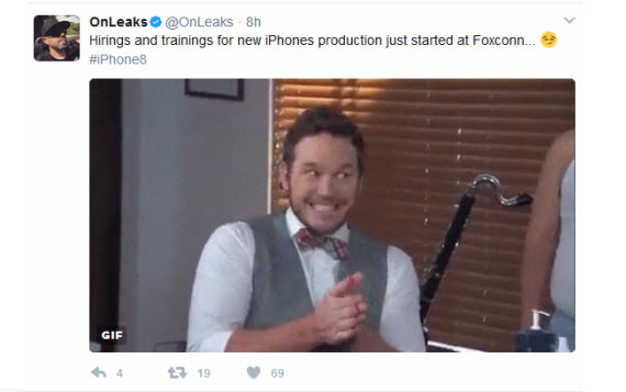 iphone 8 on leaks
