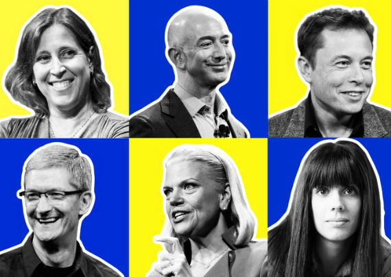 most tech influential people
