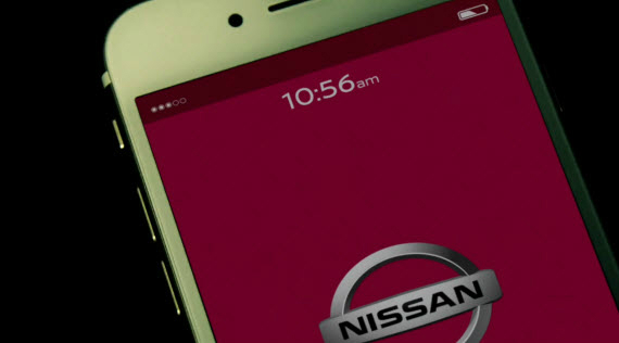 nissan texting