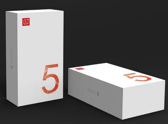 oneplus 5 box