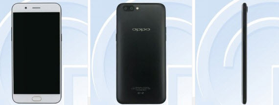oppo r11 plus official