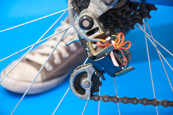 SBT Bicycle Gear Shifting Automation