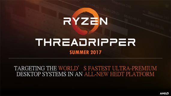 AMD RyzenThreadripper