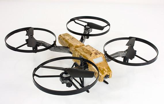 CALL OF DUTY Drone MQ-27 Stunt