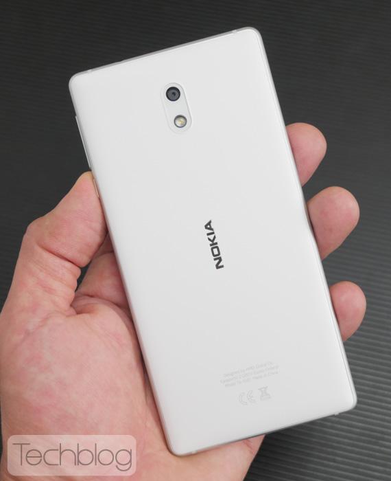 Nokia 3 hands-on TechblogTV