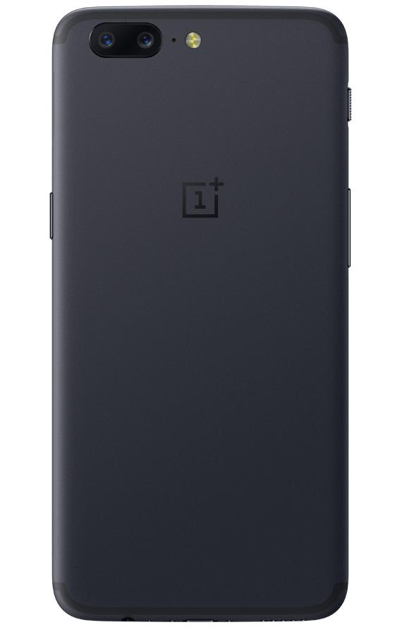 OnePlus 5 grey revealed