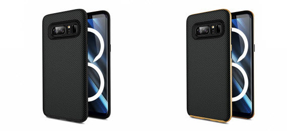 galaxy-note-8 olixar-cases