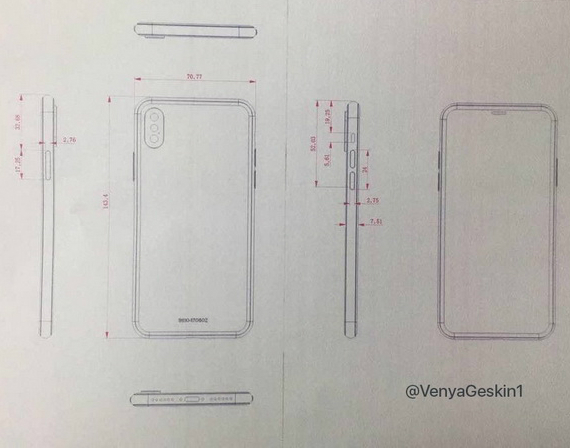 iphone 8 schematics