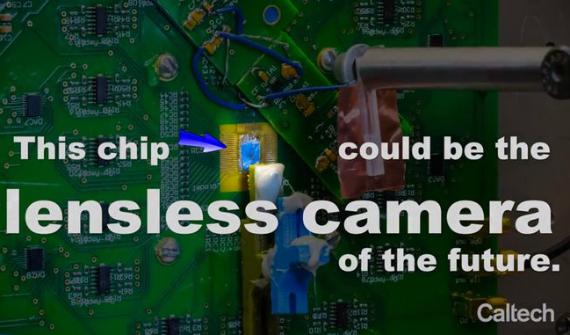 lensless camera
