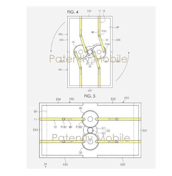 samsung display patent 4