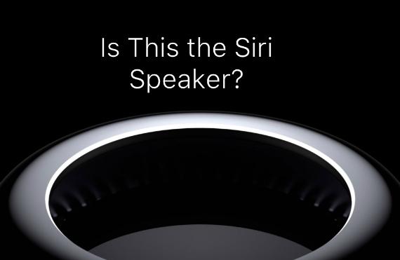 siri speaker concept