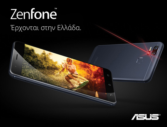 ASUS smartphones Zenfone