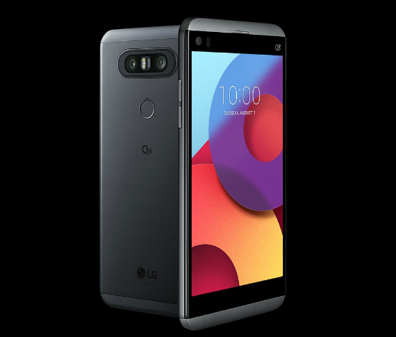LG Q8 official