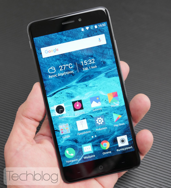 Neffos X1 Max hands-on Techblog