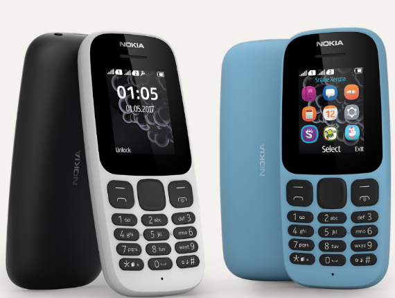 The all new Nokia 105: Επίσημα το feature phone με τιμή 14 δολάρια