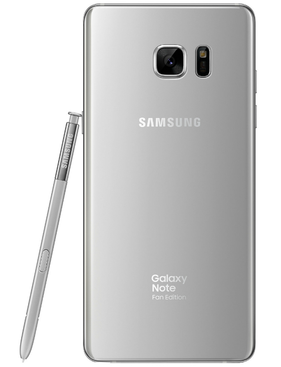 Samsung galaxy note fe official