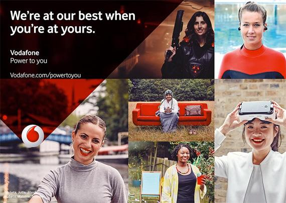 Vodafone codelikeagirl