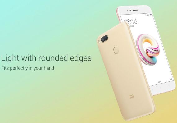 Xiaomi Mi 5X official