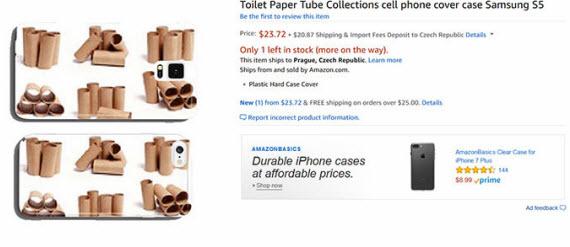 amazon toilet paper