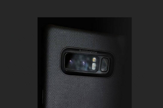 galaxy note 8 camera fingerprint