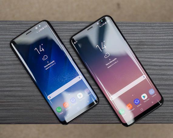 Samsung CEO: Το Galaxy S8 έχει πουλήσει 15% περισσότερο από το S7