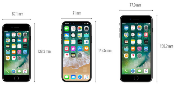 iphone 8 vs 7 vs 7 plus