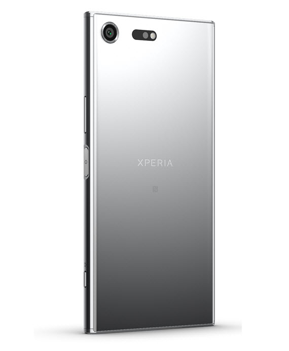xperia xz premium-Luminous Chrome