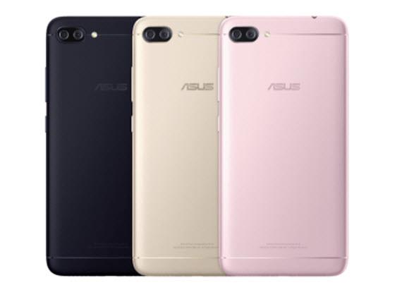 Asus Zenfone 4 Max - Zenfone 4 Max Pro