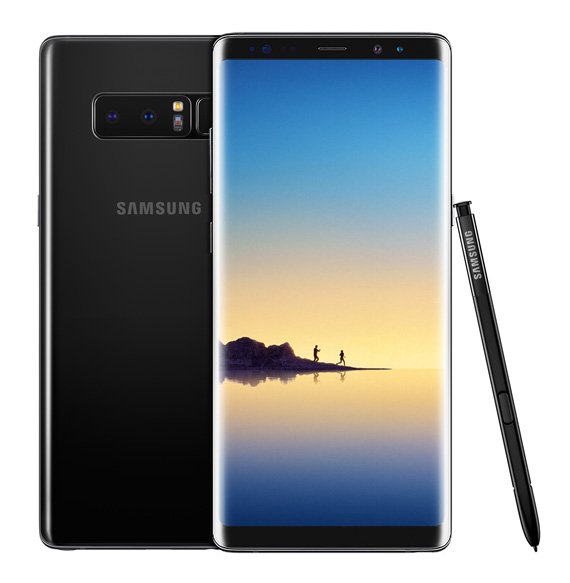 Galaxy Note 8 revealed 1