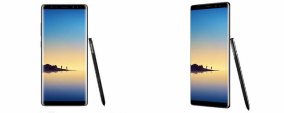 galaxy note-8 site