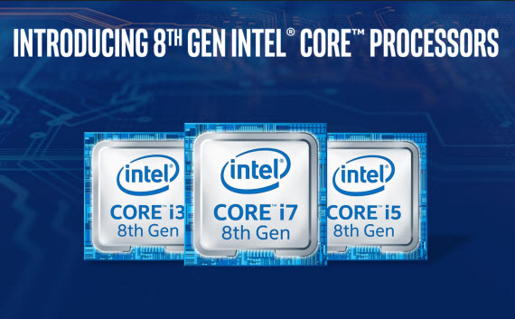 intel coffee lake announcement