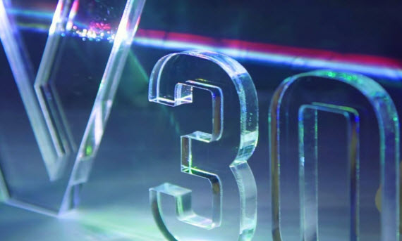 LG V30: Βίντεο δείχνει πως δημιουργήθηκε το Wallpaper του