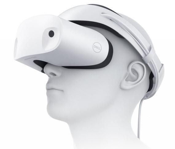 mixed reality headset