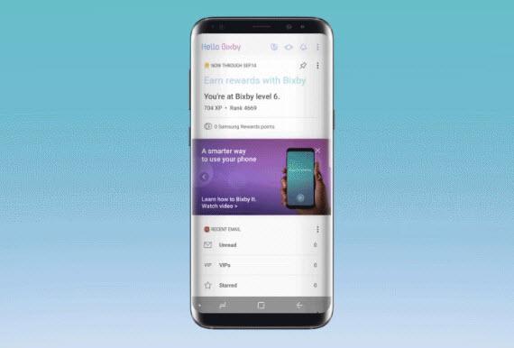 Samsung Bixby: Διαθέσιμη σε πάνω από 200 χώρες