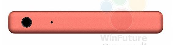 xperia xz1 compact-pink